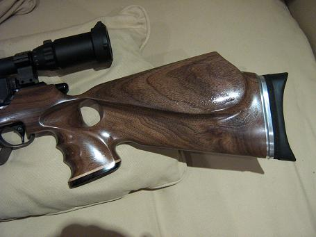 Air Arms S200 : James Mitchell Stock