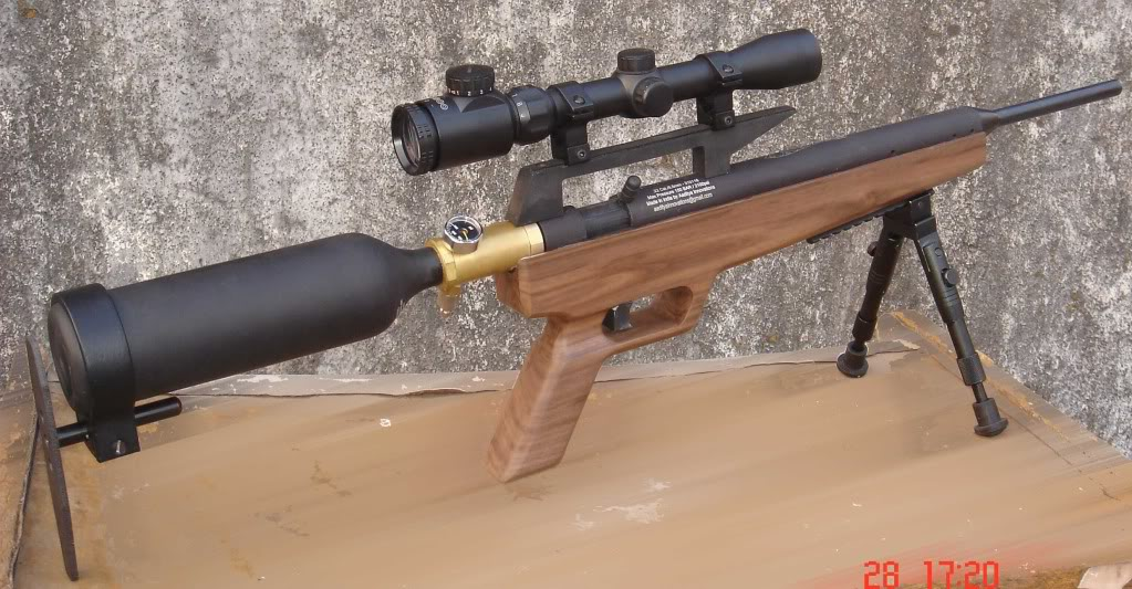 Aarya - India's 1st sporting pcp air rifle ~ Air Rifle SA Forums
