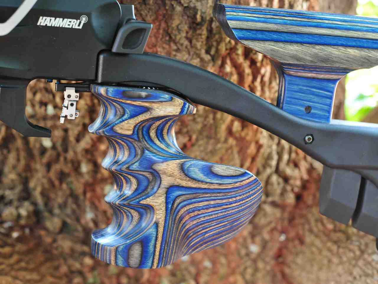 Hammerli AR20-FT : Boomslang Custom Stocks
