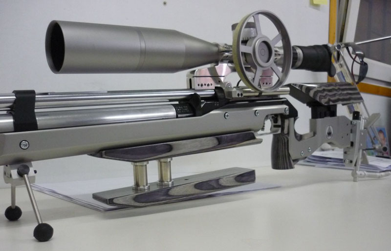 Feinwerkbau P70-FT - Customised to Alu colour ~ Air Rifle SA