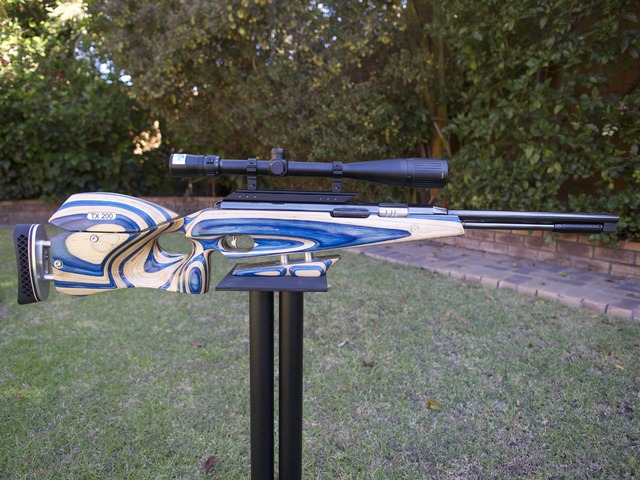 Air Arms TX200 : James Mitchell Stock
