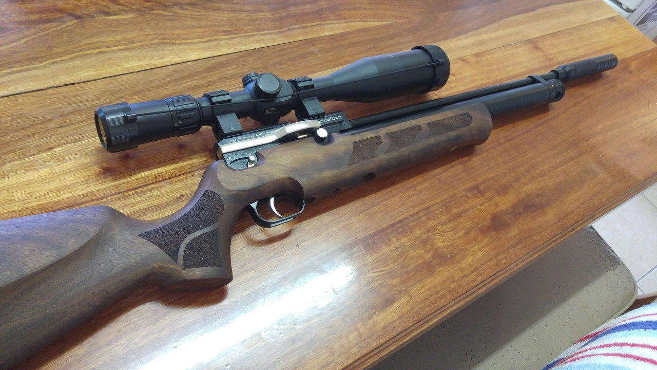 EXPIRED] Kral PCP rifles WHITE FRIDAY SPECIAL ONLY TODAY