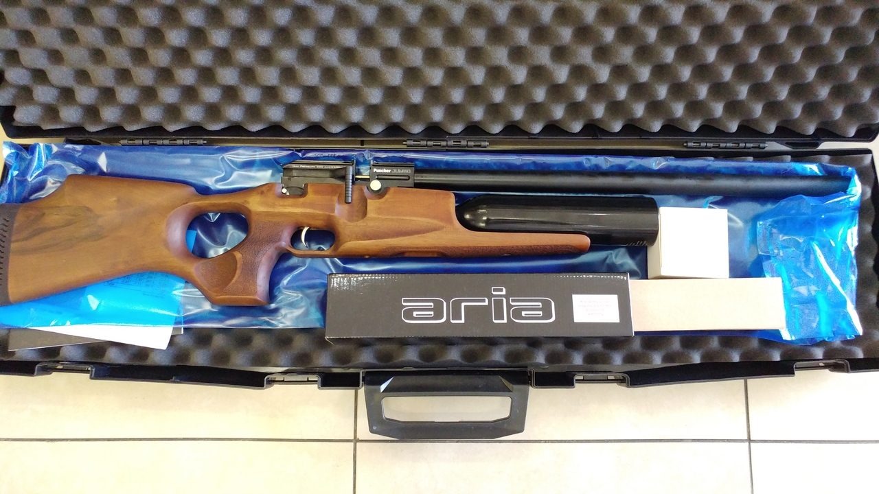 EXPIRED] KRAL PUNCHER JUMBO 5 5MM ~ Air Rifle SA Forums