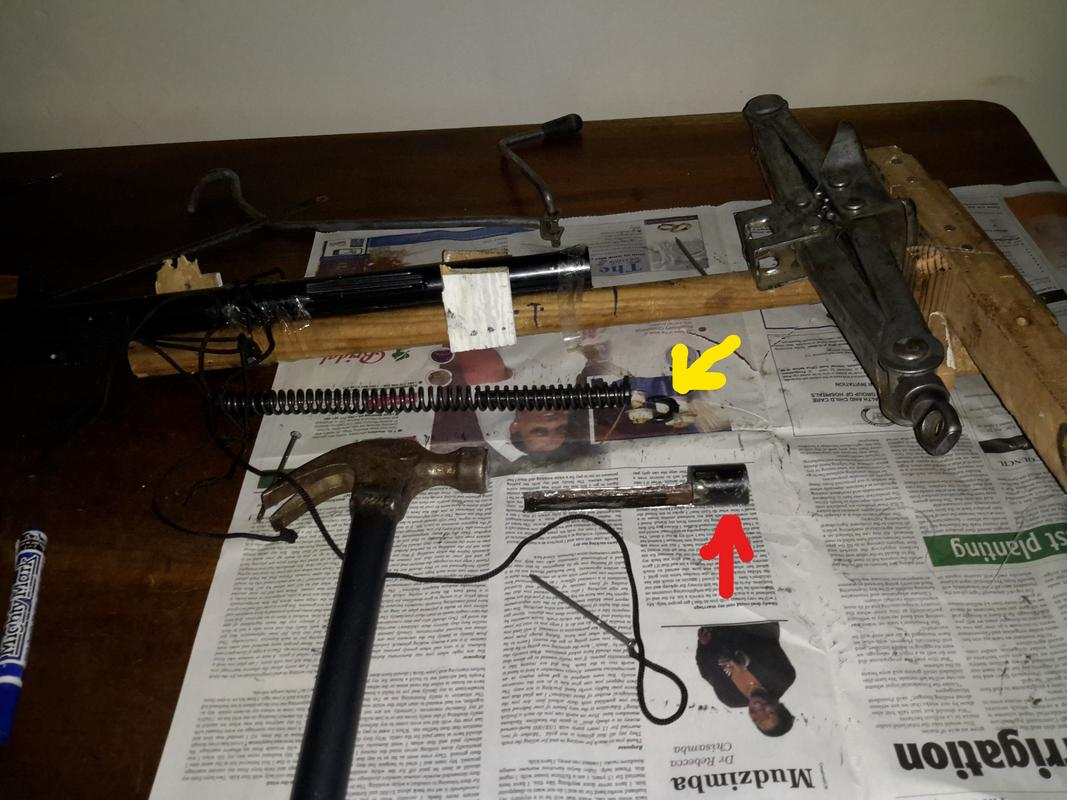 DIY servicing the Norica Quick ~ Air Rifle SA Forums