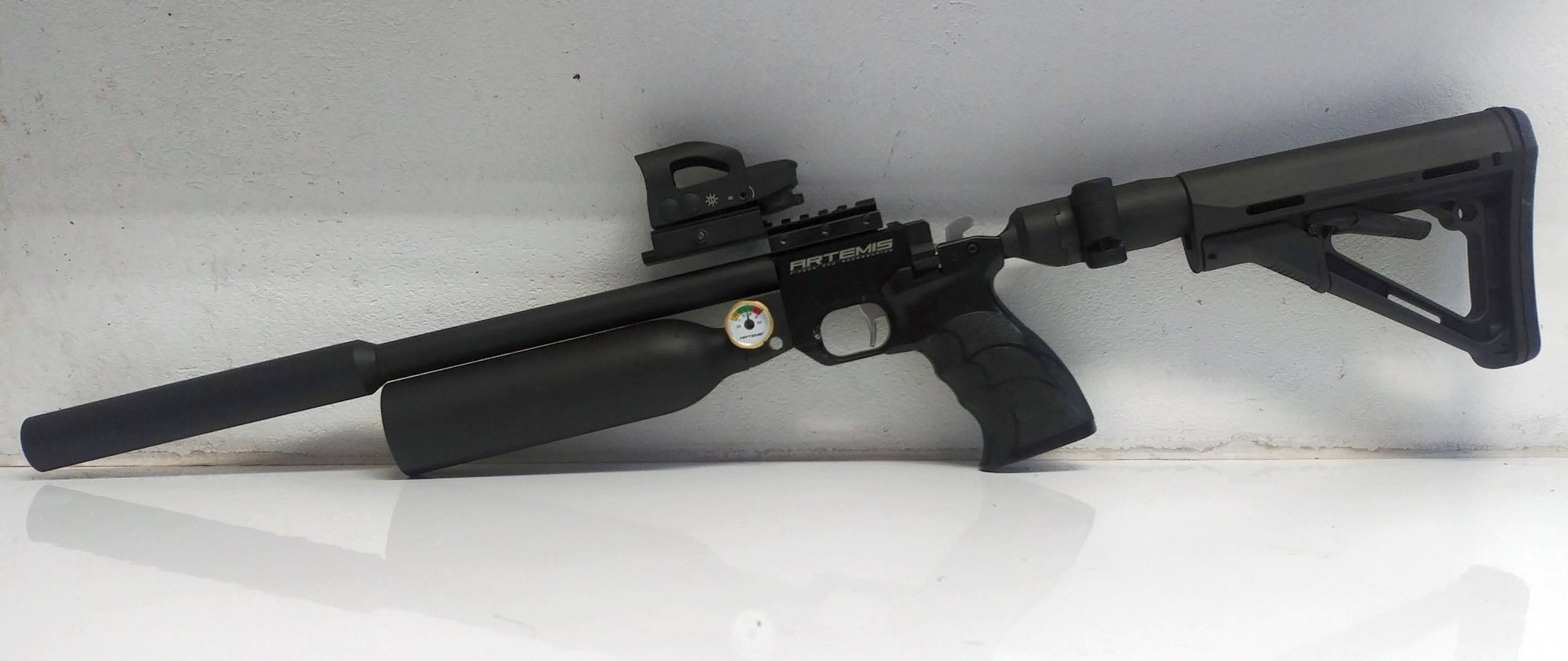 Economical Leshiy type Carbine | Airgun Talk | Airgun Warriors Forum